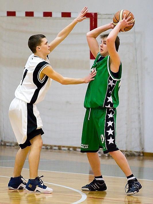 BC Benešov - BK Sokolov