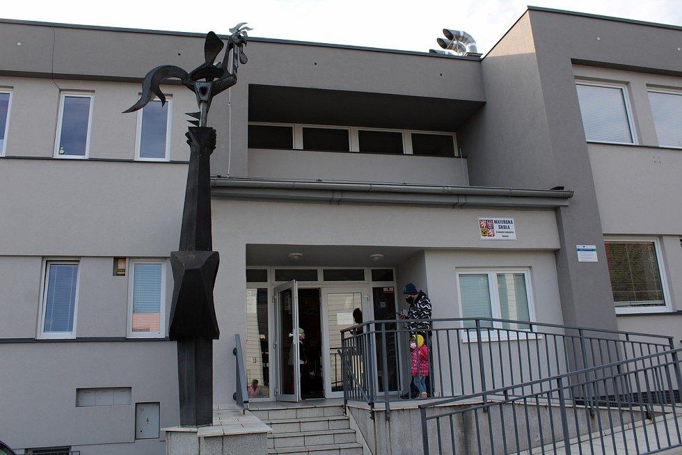 Mateřská škola U Kohoutka Sedmipírka v Benešově.