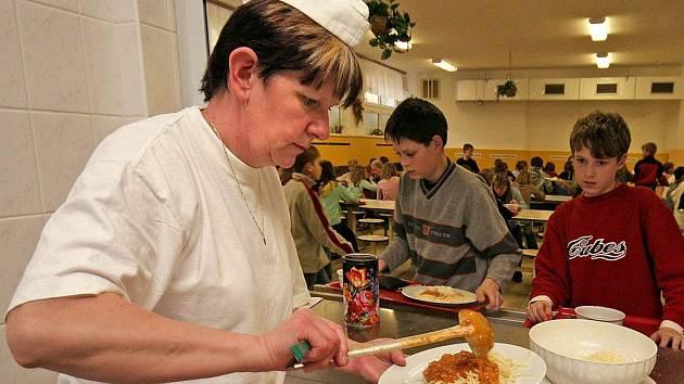 Ilustrační foto: Ceny obědů ve většině jídelen na Benešovsku v průběhu tohoto školního roku vzrostly