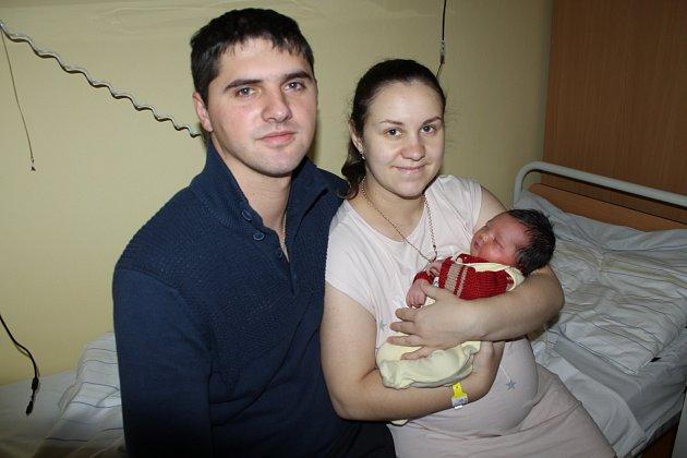 Malá Arsenija se narodila 21. listopadu ve 21.51 šťastným manželům Yevě a Mykhailu Lespukhovým. Při narození prvorozená holčička měla 3 570 gramů a 52 centimetrů. Rodina žije  v Trhovém Štěpánově.