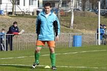 Fotbalista Dušan Lizák.