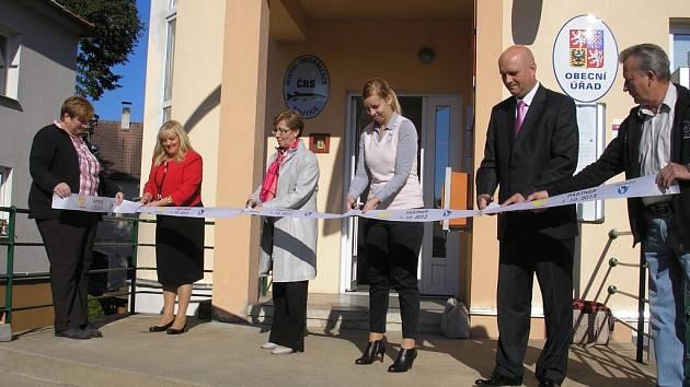 Soutice jsou první obcí ve Středočeském kraji, která má poštu Partner.