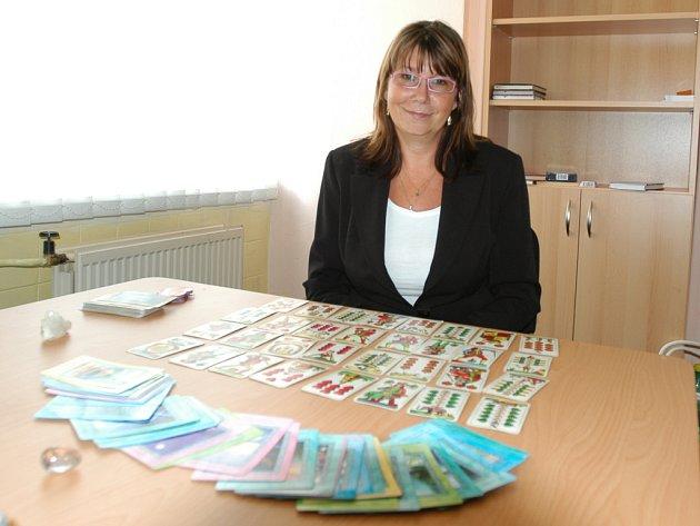 Jana Rubešová se vykládání karet věnuje takřka dvacet let.