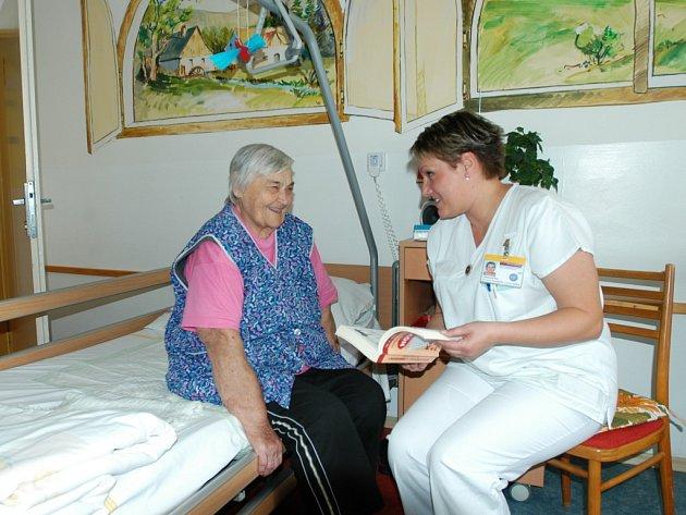Už potřetí se Nemocnice Rudolfa a Stefanie Benešov zapojila do celostátního hodnotícího projektu Nemocnice ČR 2014.