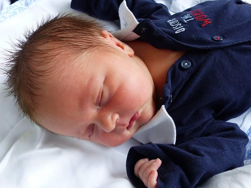 Jan Minarčík se narodil 19. července 2021 v kolínské porodnici, vážil 3540 g a měřil 48 cm. Do Vítězova si ho odvezli sourozenci Alča  (12), Pepa (10) a rodiče Libuše a Dušan.