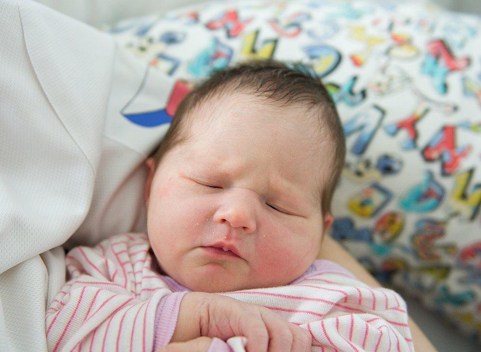 Kateřina Kamrádová se narodila v nymburské porodnici 1. května 2021 ve 14.02 hodin s váhou 3500 g a mírou 50 cm. Holčička bude vyrůstat v Netřebicích s maminkou Pavlou, tatínkem Davidem a bráškou Jakubem (19 měsíců).