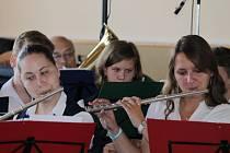 Ve Vranově se sešly nejen dechové orchestry už poosmé.