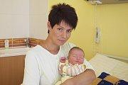 Manželům Šárce a Františkovi Sukovým zRatměřic se 5. srpna v10.05 narodila holčička Šárka. Při narození měla 3790 gramů a 51 centimetrů. Doma na ní čekají bratříčci František (11) a Jiřík (10).