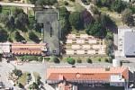 V areálu RÚ Kladruby by měl vyrůst do konce roku 2024 nový pavilon vhodný i pro karanténu infekčních pacientů.