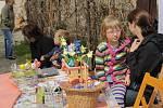 Velikonoční výstava na týneckém hradě