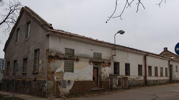 Objekt, v němž mělo vzniknout Muzeum 102. pěšího pluku, sobota 10. listopadu 2018.