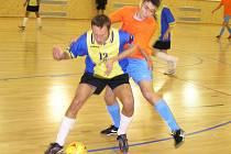 Okresní futsalové soutěže se o víkendu opět rozjedou ve sportovních halách v Neveklově a v Bystřici na plné obrátky.