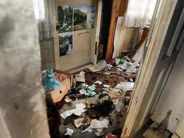 Podobně dopadl i dům v týnecké Sadové ulici.