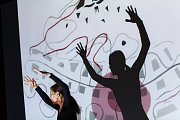 Výstavní program na rok 2018 i doprovodní programy pro letošní rok představila ve čtvrtek Galerie Středočeského kraje v Kutné Hoře – GASK. Na snímku Mezinárodní den míru – Někam jinam.