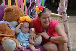 Druhý ročník Baby Festu.
