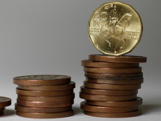Výměna mincí za papírové peníze se může pořádně prodražit.