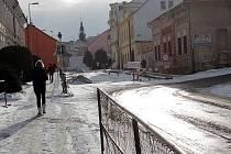 Část vodohospodářských sítí nechalo město vyměnit při rekonstrukci ulic.