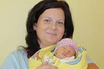 Ladislava Sommerová a Michal Gráf z Votic se 8. září v 8.21 stali rodiči prvorozené dcery Viktorie. Sestřičky v porodnici jí při příchodu na svět navážily 2,25 kilogramu a naměřily 46 centimetrů.