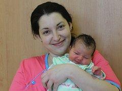 Hana Lehká a Jan Jirota z Votic se 19. února v 18.55 stali rodiči prvorozené dcery Elišky. Sestřičky v porodnici jí navážily 3,44 kilogramu a naměřily 49 centimetrů.