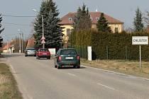V Chlístově by do konce roku 2016 měl vzniknout chodník.