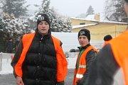 Ve Smikově se hrál Bandy hokej
