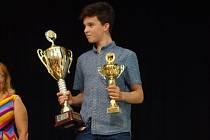 Šachista Richard Mládek