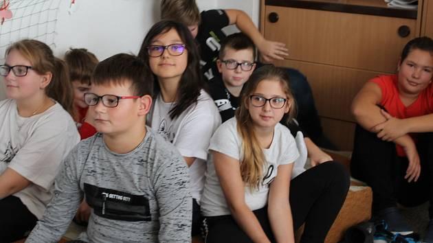 Erasmus Days v benešovské ZŠ Dukelská.