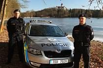 Policistů v přímém výkonu služby nyní na Benešovsku chybí 19.  Volných míst pro uchazeče je jedenáct.
