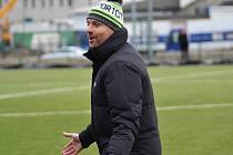 Martin Hašek, trenér Vlašimi