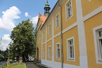 Františkánský klášter ve Voticích.