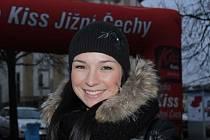 Barbora Tlučhořová si na koledy troufne bez přípravy.