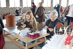 Třetí Svatomartinský jarmark a hobby bazar v MIřeticích.