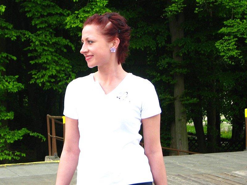 Nedělní generální zkouška na Miss hasička Středočeského kraje 2015.