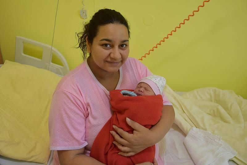 Veronika Bendíková se Veronice Bendíkové a Janosi Makovicsovi narodila v benešovské nemocnici 1. května 2021 v 16.12 hodin, vážila 2880 gramů. Domů si ji rodiče odvezou do Václavic.