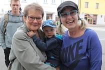 Třináctý ročník pochodu Bystřická šlápota při němž ale účastníci vyrazili do okolí Bystřice celkově už počtrnácté.