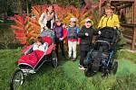 Žáci ze Základní a Praktické školy Benešov se vydali na turistickou túru.