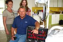 Zubař Pavel Seidl se v roce 2009 podílel na vzniku stomatologického oddělení v benešovské nemocnici. Pak se stal i jeho primářem.