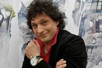 Miroslav Dvořák zahájí svou výstavu koláží v pražském divadle Viola už ve čtvrtek 3. září vernisáží.