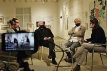 Přednášky Muzea umění a designu Benešov mohou zájemci zhlédnout na internetu.