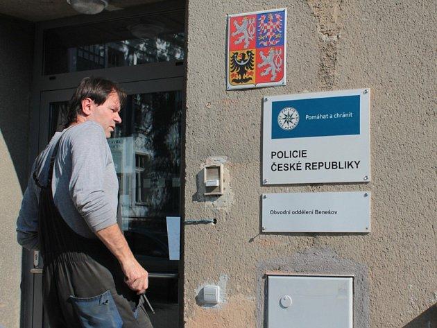 Benešovští obvodní policisté v Jiráskově ulici mají moderní zázemí.