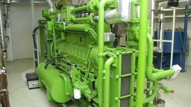 Ilustrační foto: Výtopna na biomasu