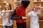Projekt DéGéZetko nabízí možnost online výuky tance zdarma.