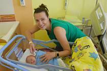 Albert Truhelka se manželům Haně a Tomášovi narodil v benešovské nemocnici 7. srpna 2020 v 5.40 hodin, vážil 3500 gramů. Rodina bydlí v Benešově.