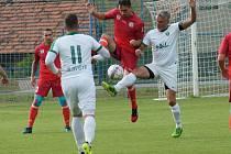 Semifinále Středočeského AGRO CS poháru: Votice - Jíloviště 1:4.