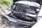 Vážná nehoda Škody Octavia zastavila v pondělí 8. července po poledni zcela provoz na 13. km dálnice D1 ve směru na Prahu a při přistání i vzletu vrtulníku LZS také na Brno.
