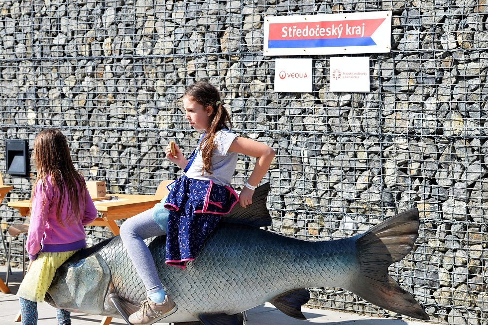 Světový den vody oslavili v Hulicích.