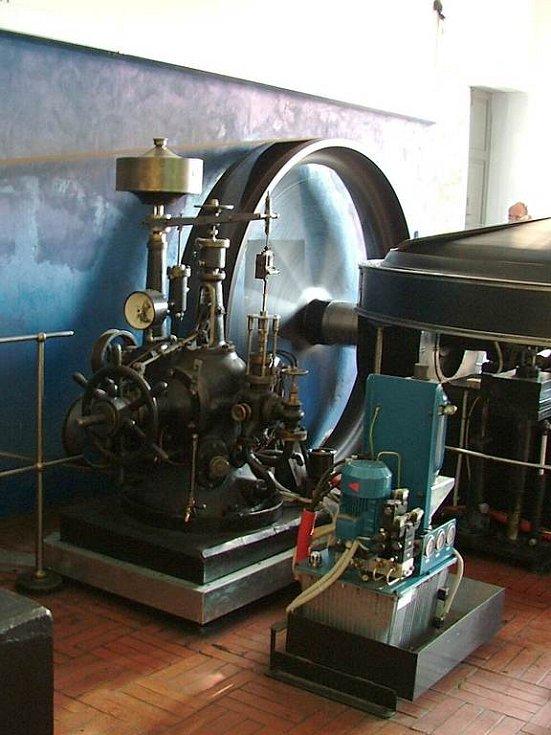 Vodní elektrárna v Ratajích nad Sázavou
