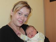 Ella Říhová s mámou Kamilou Matějovskou, Borovnice