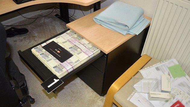 Zásah celníků v rámci případu s krycím názvem Pikaso
