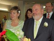Svatba Mirky a Miloše